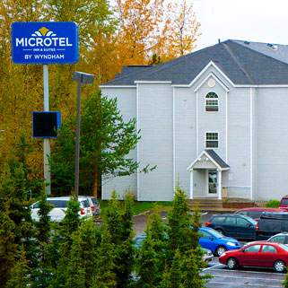 Microtel Inn & Suites by Wyndham Anchorage Airport